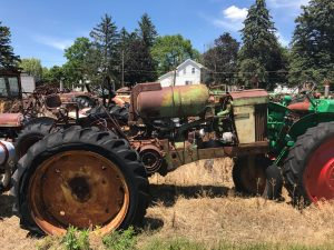 Grand Blanc Tractor Sales – tractor salvage yard